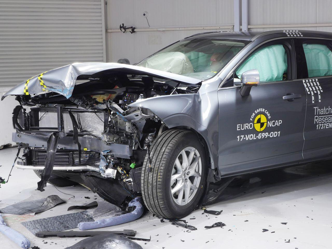 Bild zu Sieger SUV: Volvo XC60