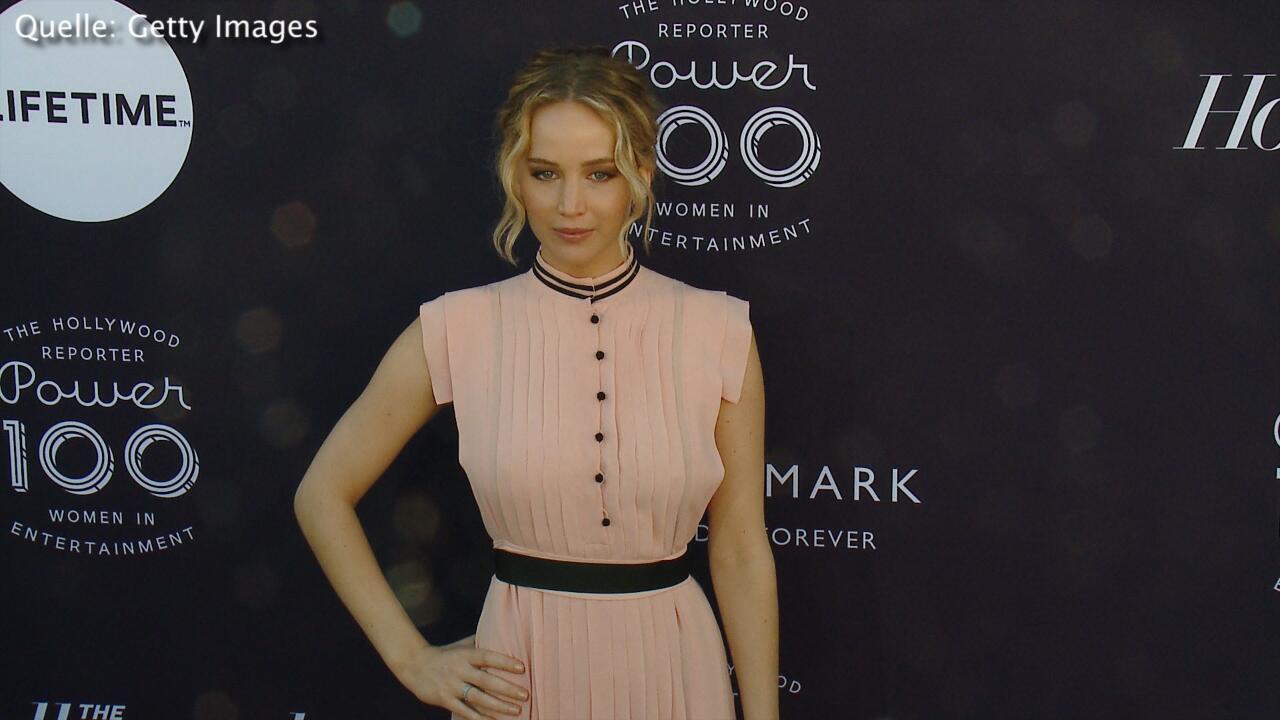 Bild zu Jennifer Lawrence: Kein Sex wegen Keimphobie