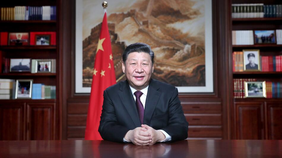 Neujahrsansprache von Xi Jinping