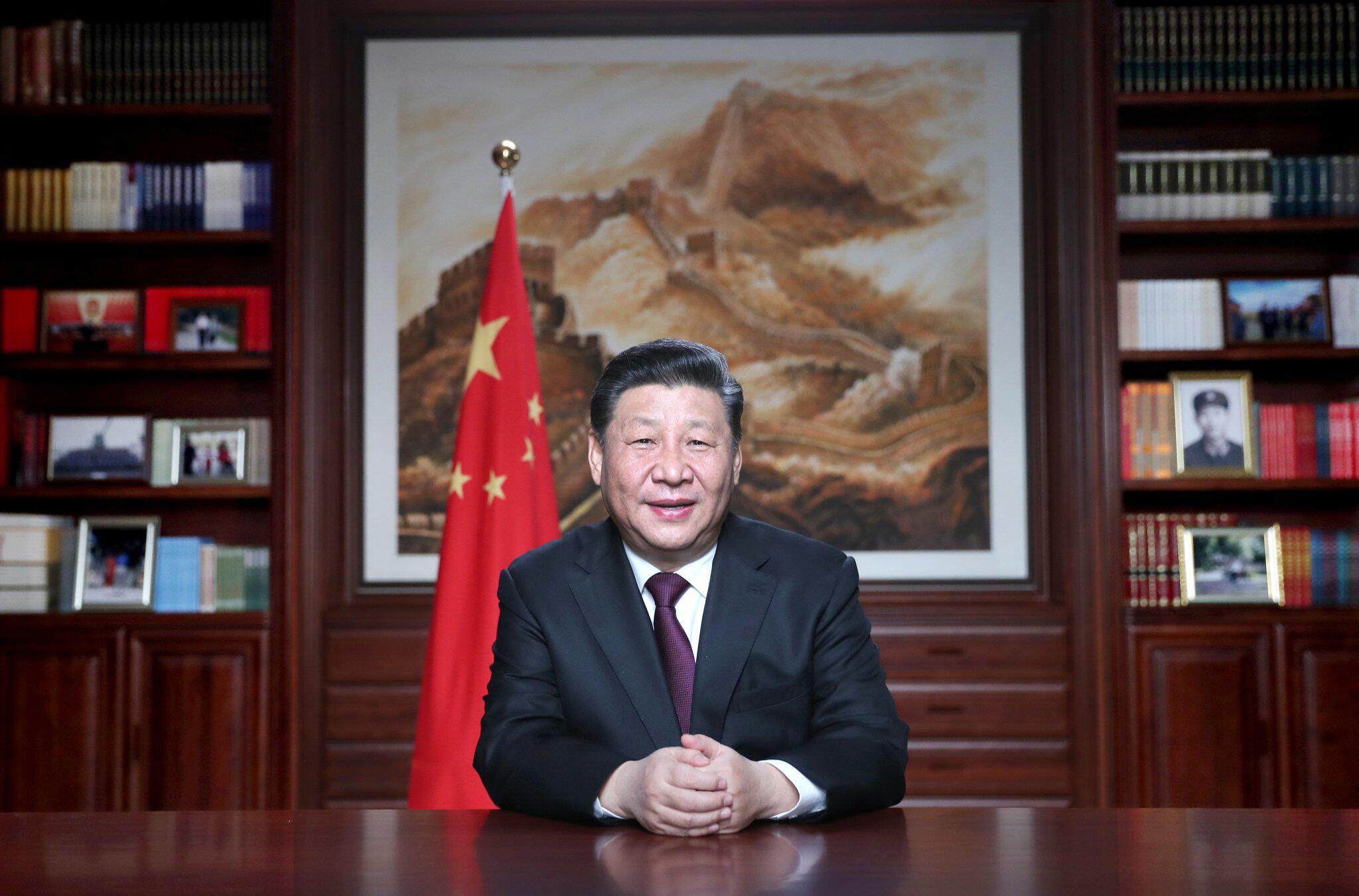 Bild zu Neujahrsansprache von Xi Jinping