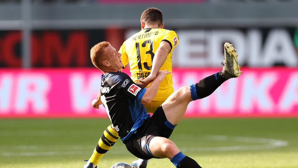 SC Paderborn 07 - Borussia Dortmund