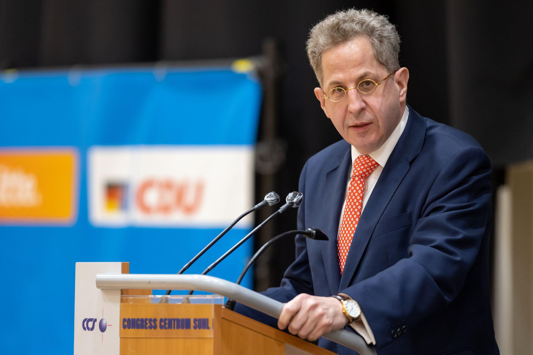 Bild zu CDU in Südthüringen entscheidet über Kandidatur von Maaßen