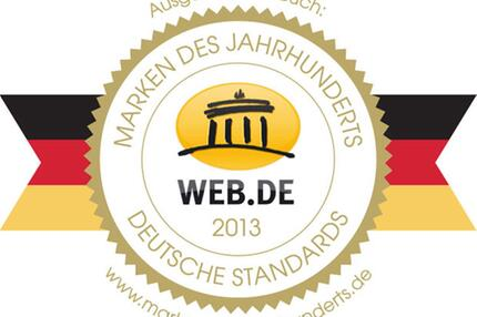 "WEB.DE erhält ""Markenpreis"""