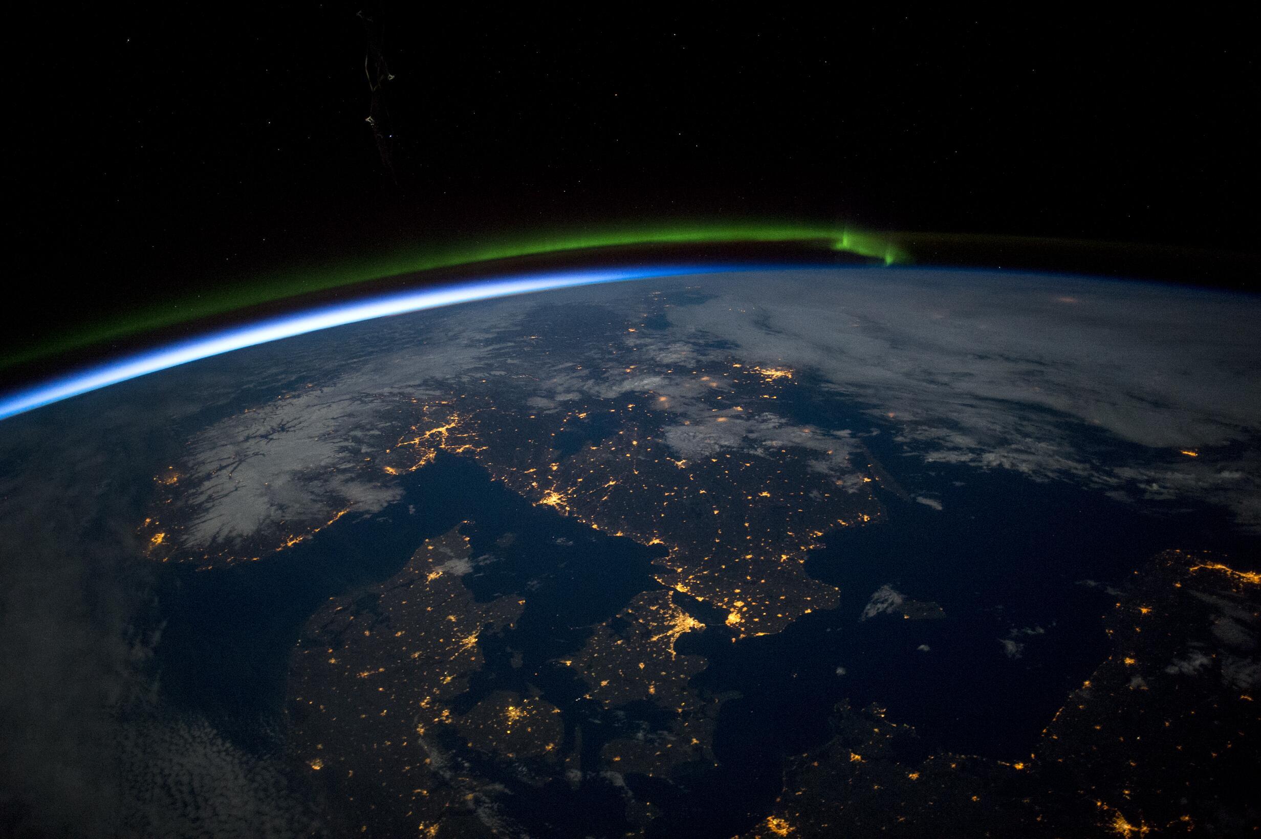 Bild zu Skandinavien bei Nacht