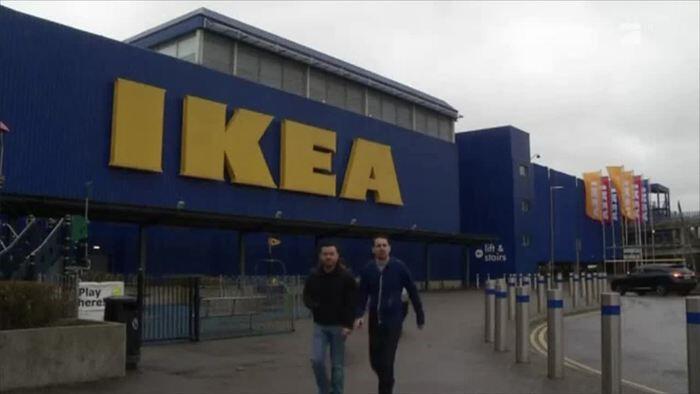 Bild zu Neue Designer-Möbel: So sehen die neuen Ikea-Produkte aus