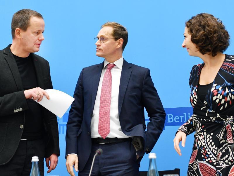 Bild zu Koalitionsverhandlungen in Berlin