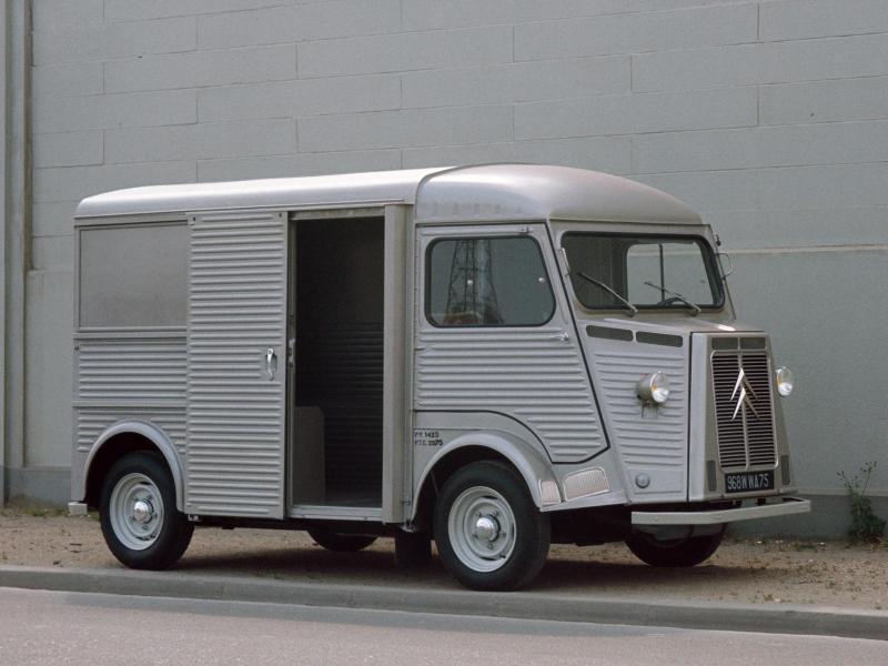 Bild zu Citroën Typ H