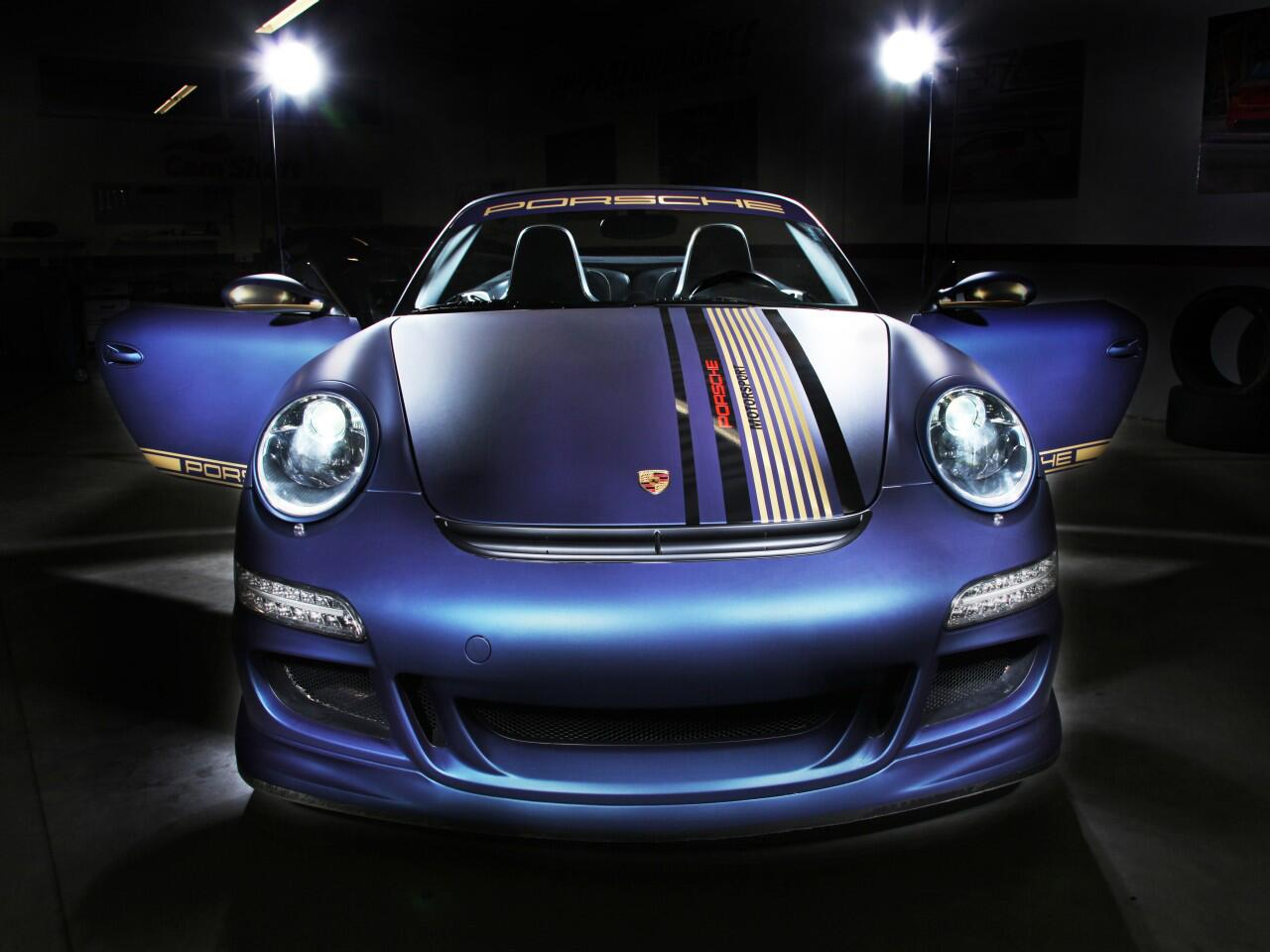 Bild zu Porsche 911 von CAM SHAFT