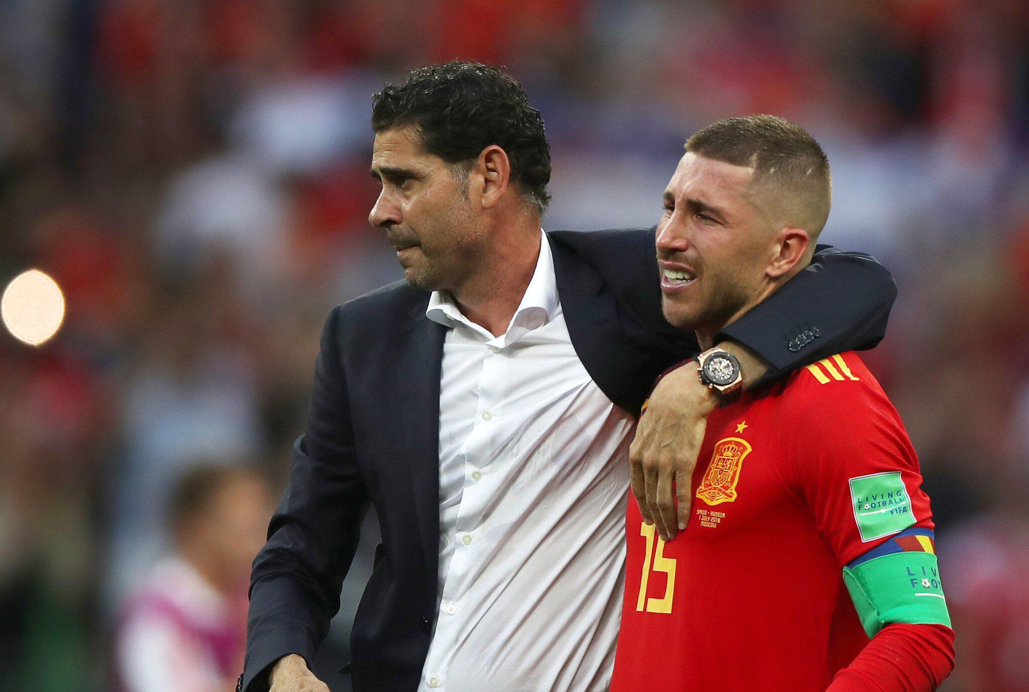 Bild zu WM 2018 - Spanien - Russland