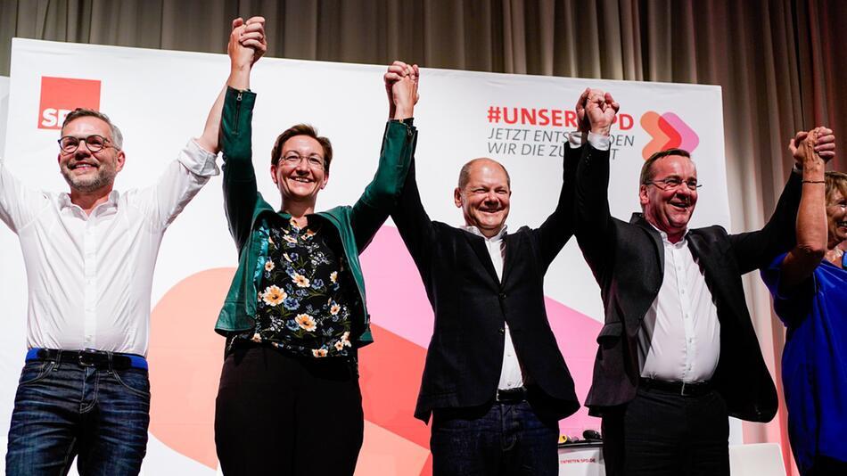 SPD-Regionalkonferenz – Saarland