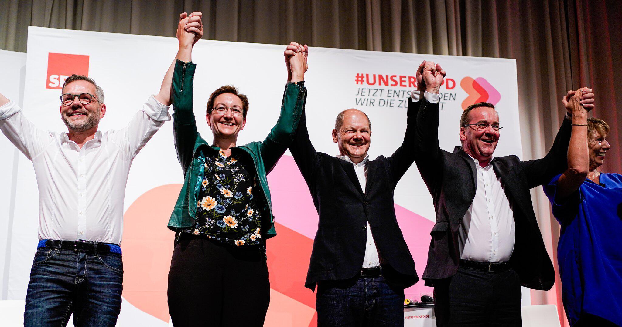Bild zu SPD-Regionalkonferenz – Saarland