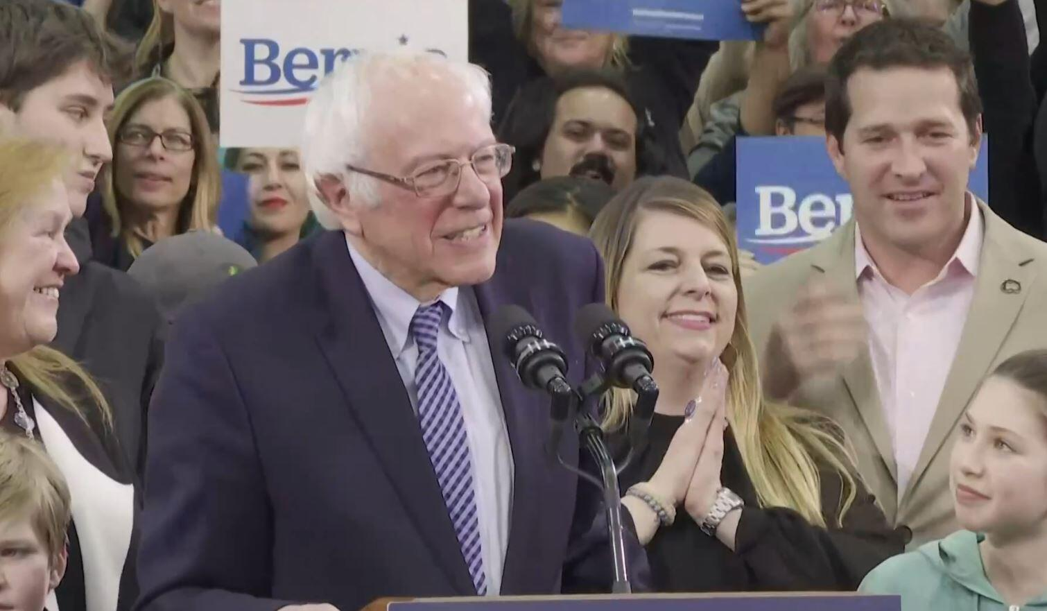 Bild zu Bernie Sanders