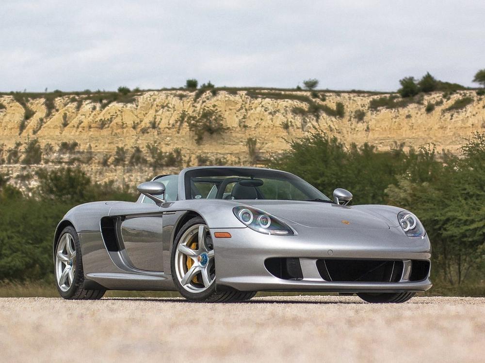 Bild zu 2004 Porsche Carrera GT