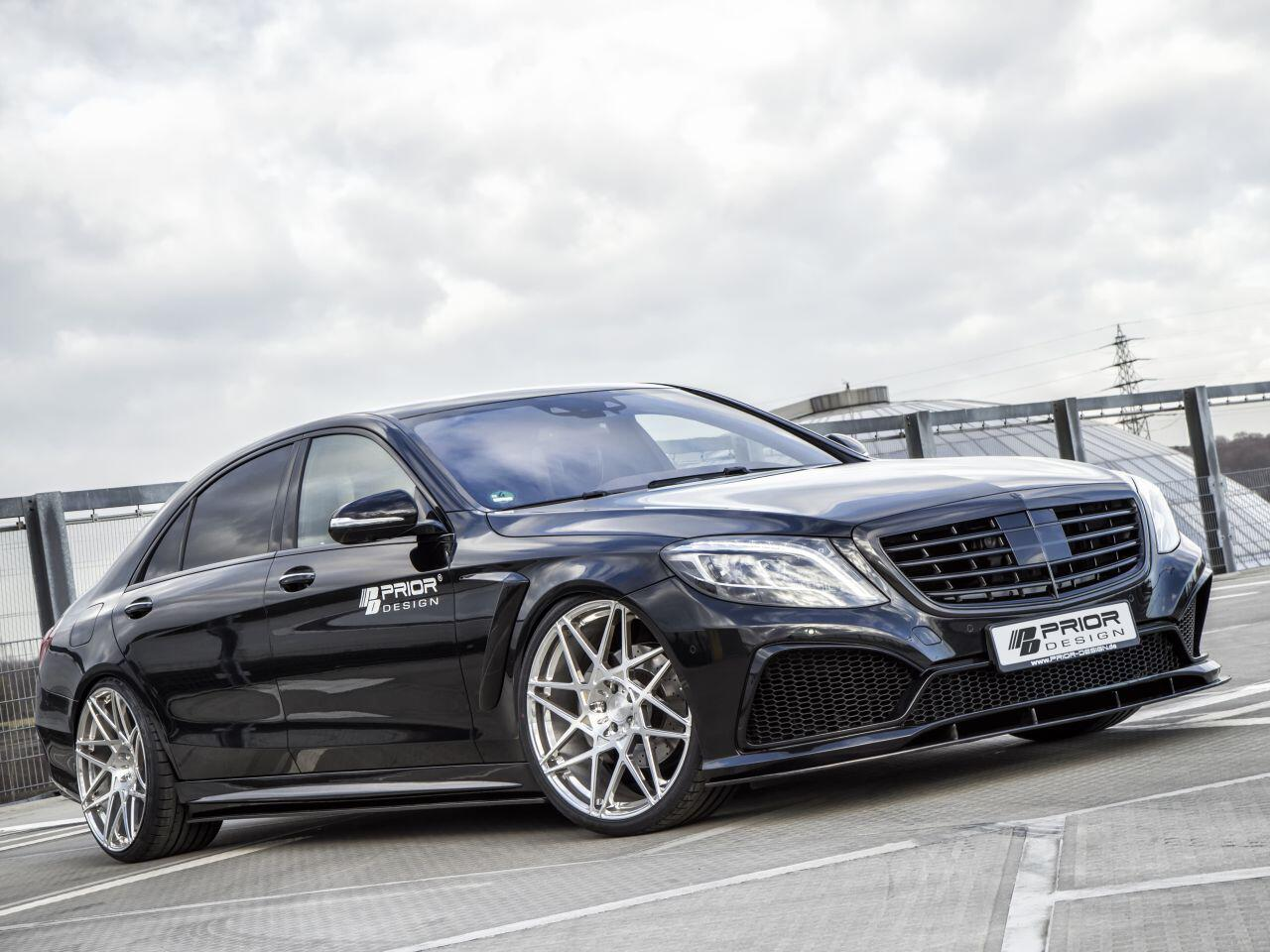Bild zu Prior-Design PD800S Mercedes S-Klasse