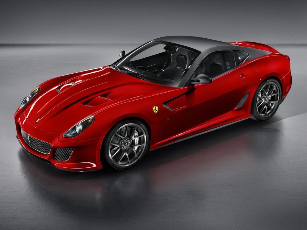 Bild zu Platz 7: Ferrari 599
