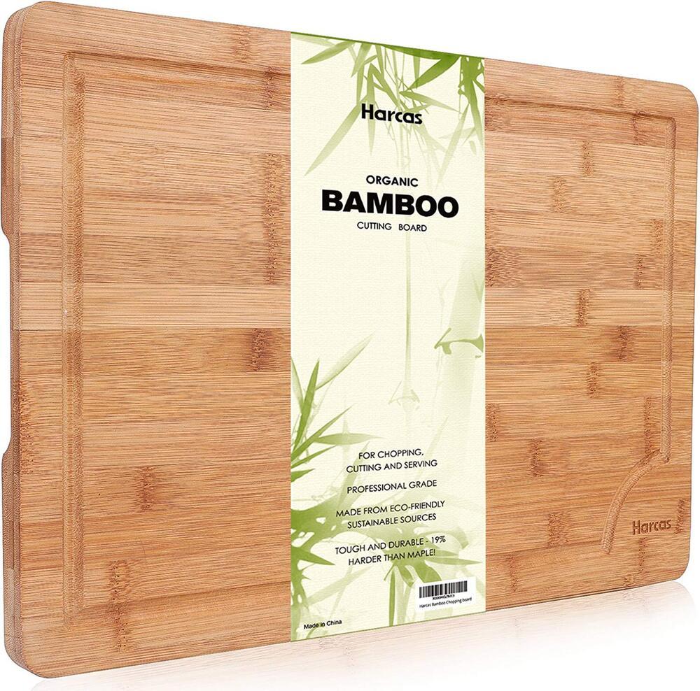 Bamboobrett, Küchenzubehör, Nachhaltigkeit