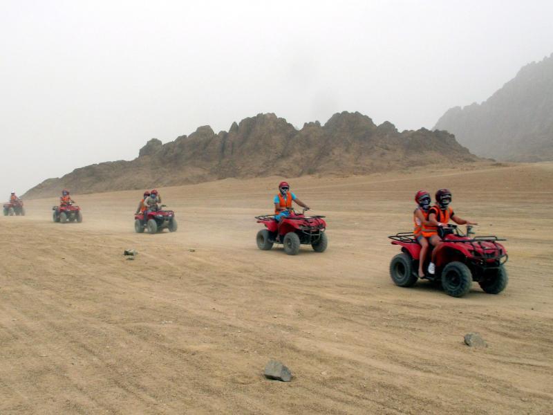 Bild zu Trip mit Wüstenbuggy