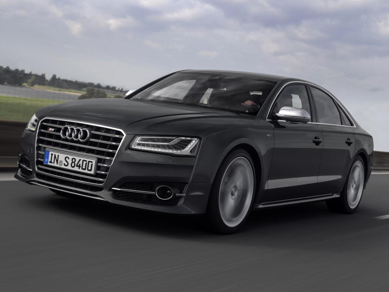 Bild zu Audi S8