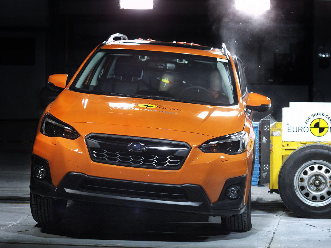 Bild zu Sieger Kompaktklasse: Subaru XV