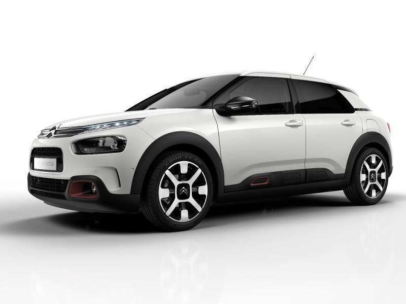 Bild zu Neuer Citroën C4 Cactus