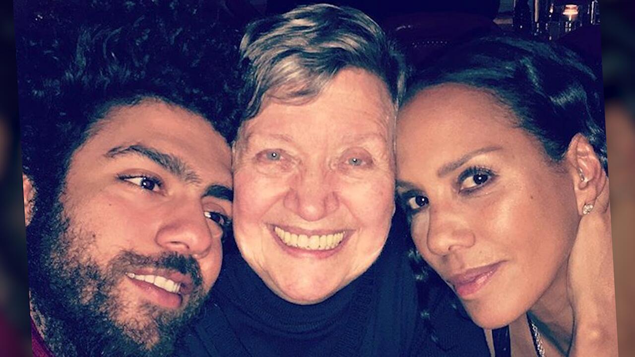 Bild zu Family-Pic: Barbara Becker zeigt zum ersten Mal ihre Mama