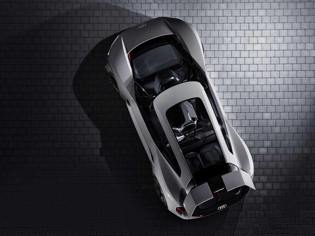 Bild zu Audi PB18 e-tron