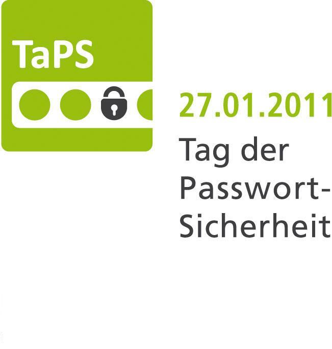 Tag der Passwortsicherheit