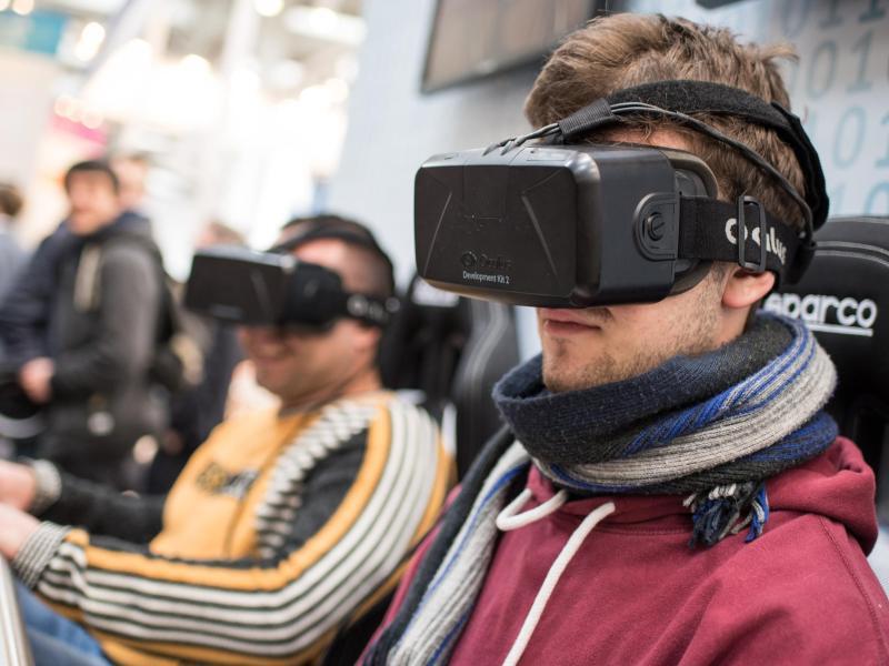 Bild zu Oculus Rift