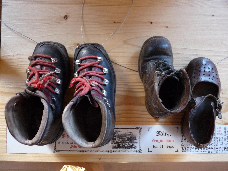 Bild zu Schwabenkinder, Kultur, Tirol