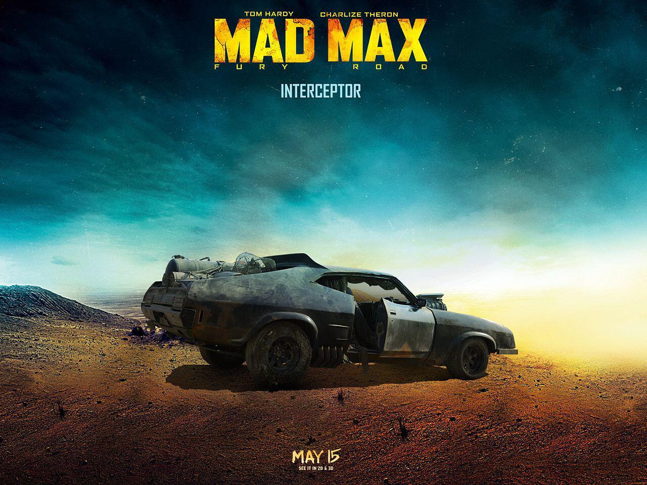 """Bild zu """"Mad Max: Fury Road"""""""