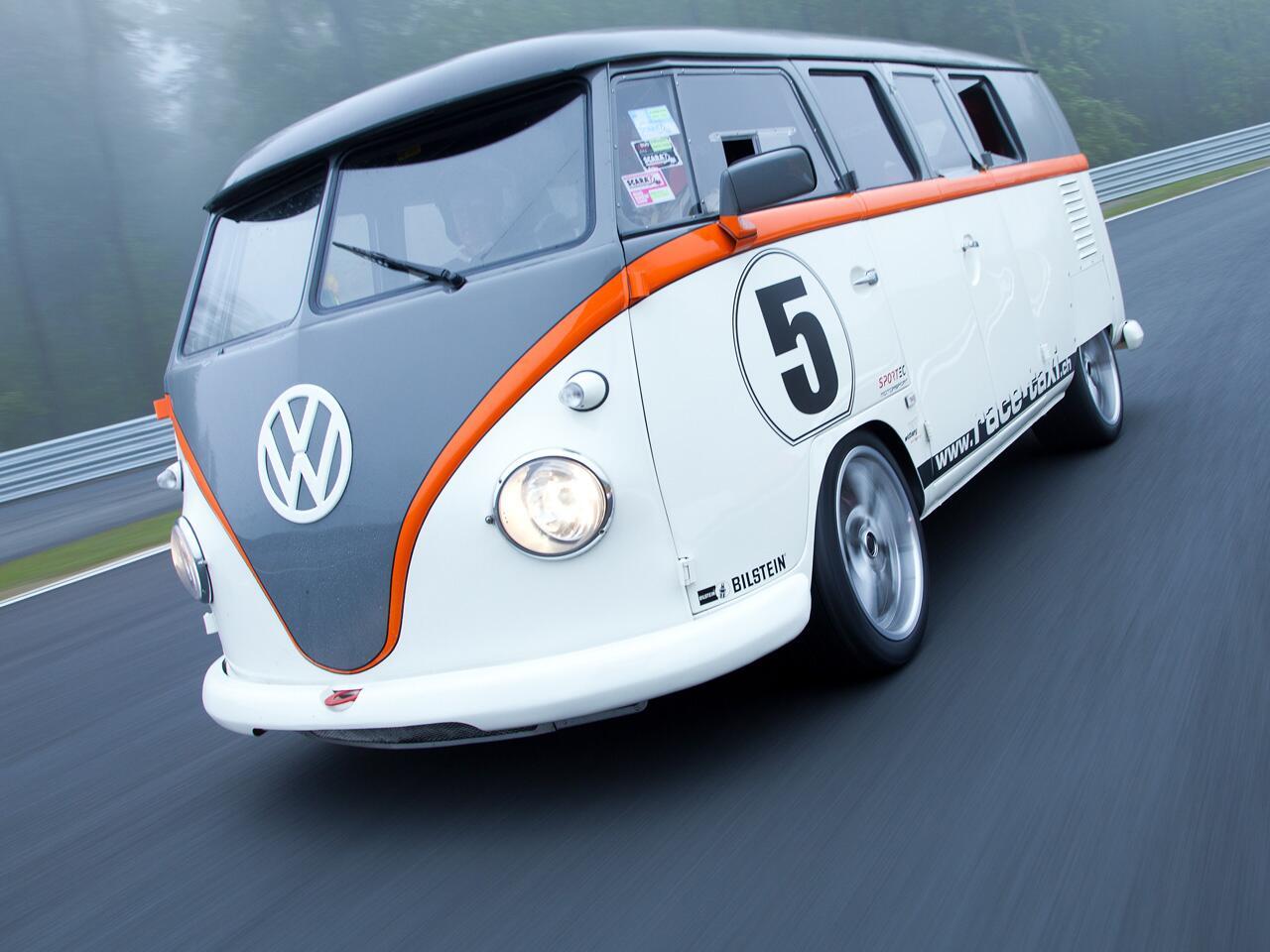 Bild zu VW T1 Race Taxi