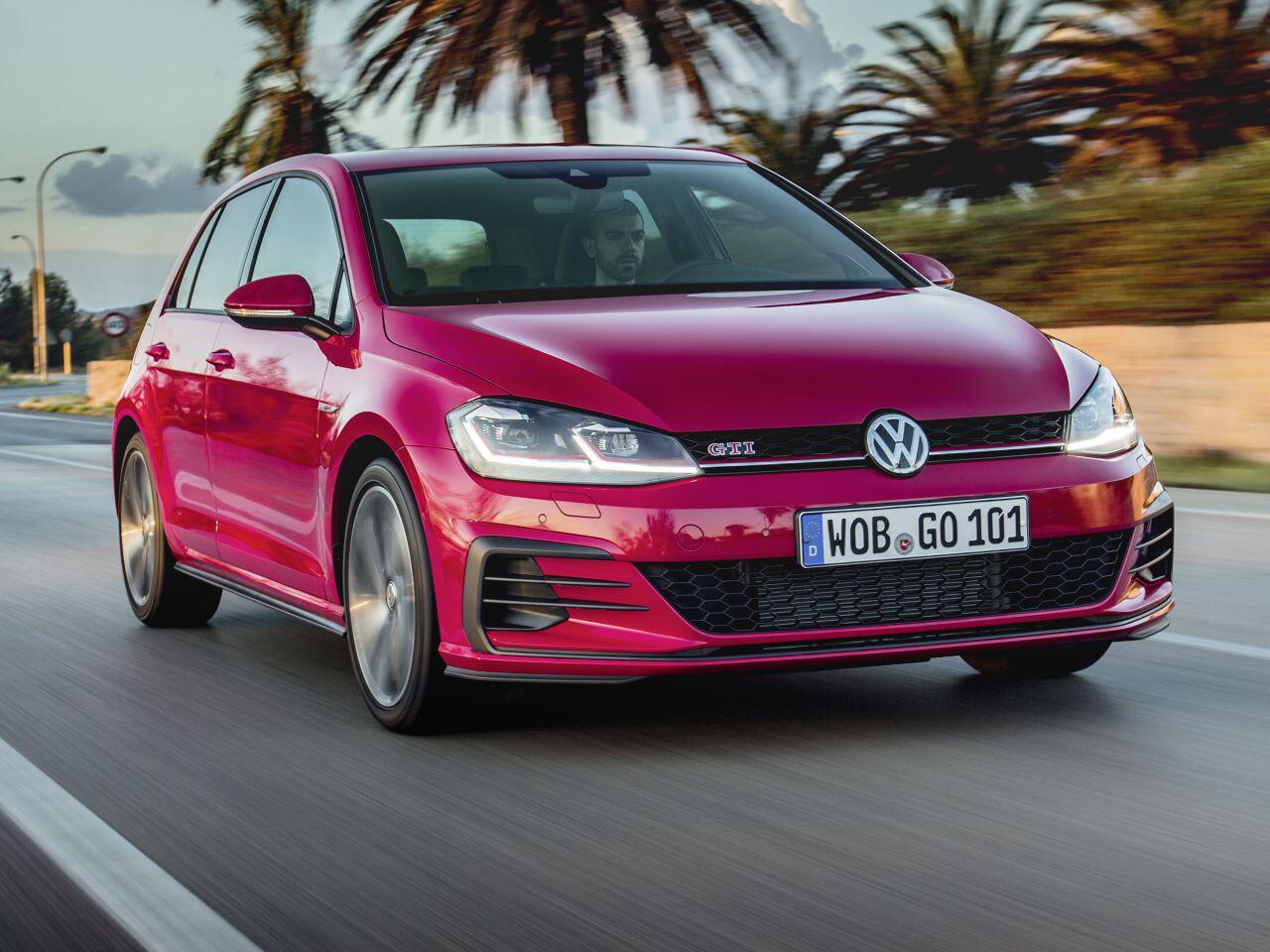 Bild zu Platz 1 Kompaktklasse: VW Golf