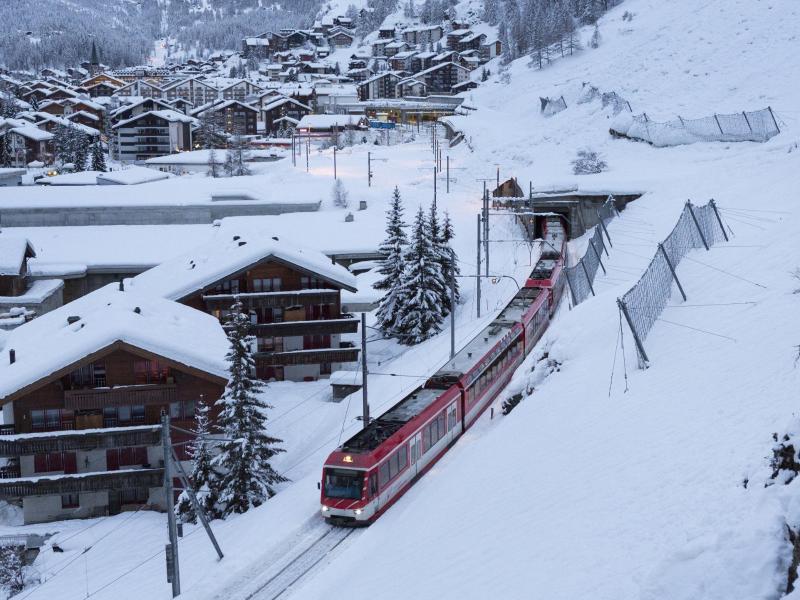 Bild zu Zugverbindung