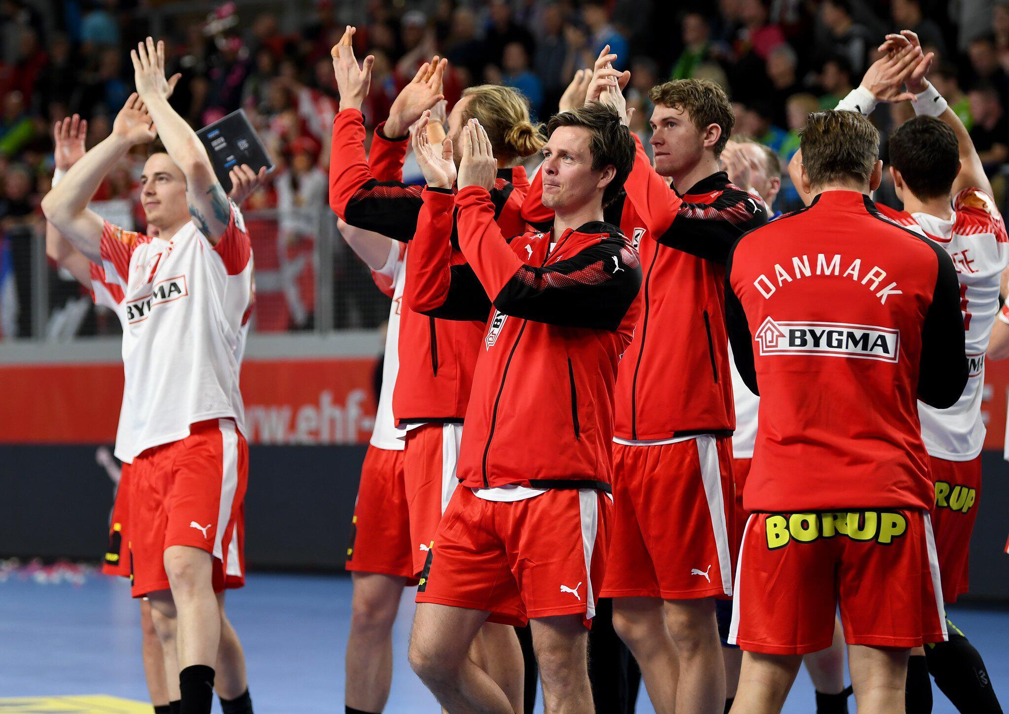 Bild zu Handball-EM: Slowenien - Dänemark