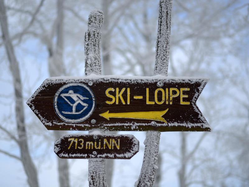 Bild zu Ski-Langlaufloipe