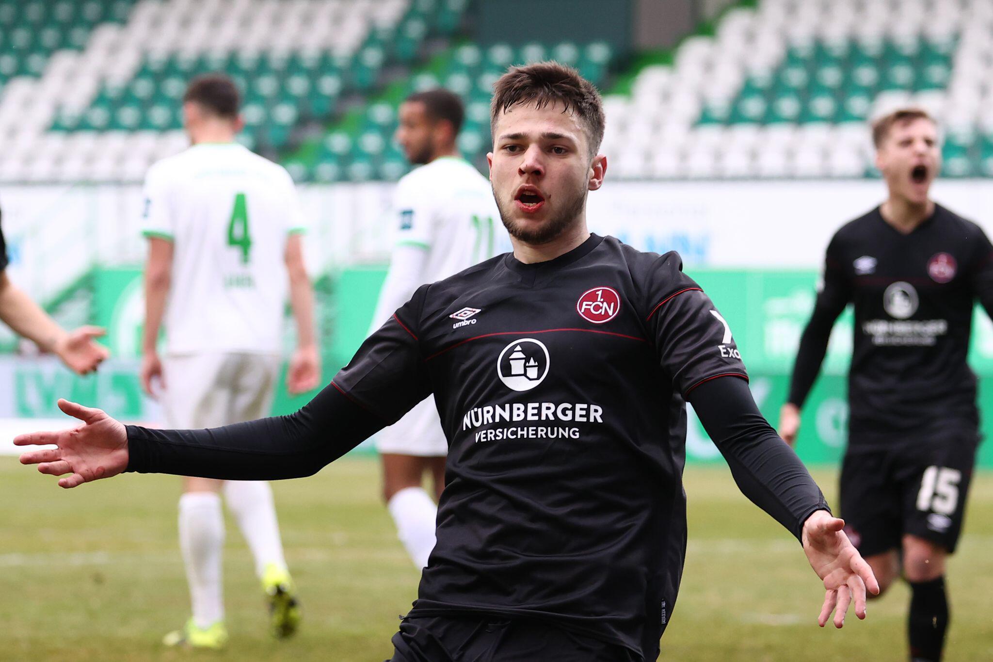 Bild zu SpVgg Greuther Fürth - 1. FC Nürnberg