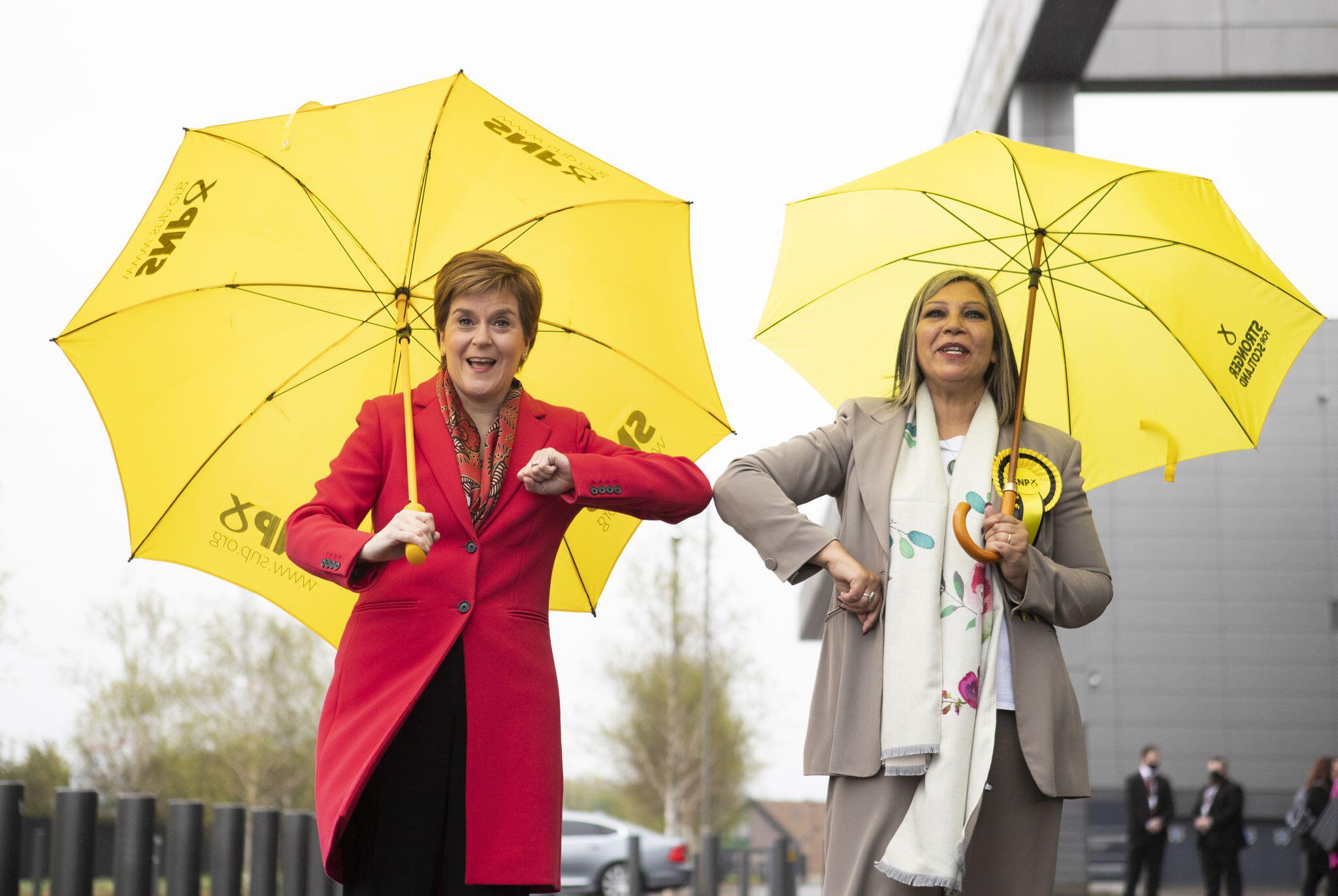 Regierungspartei SNP verpasste absolute Mehrheit bei Parlamentswahlen knapp