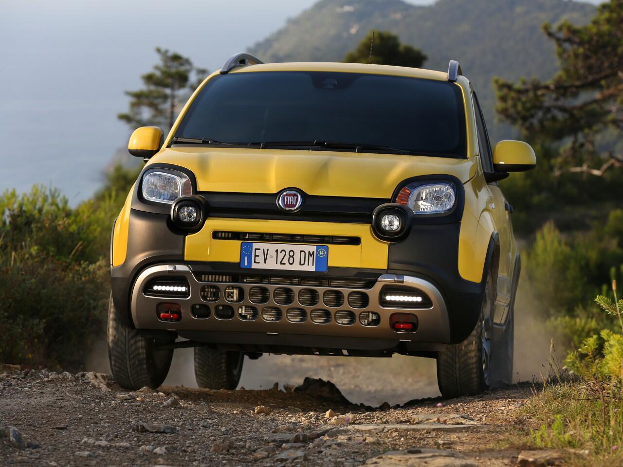 Bild zu Fiat Panda Cross (ab Ende 2014)