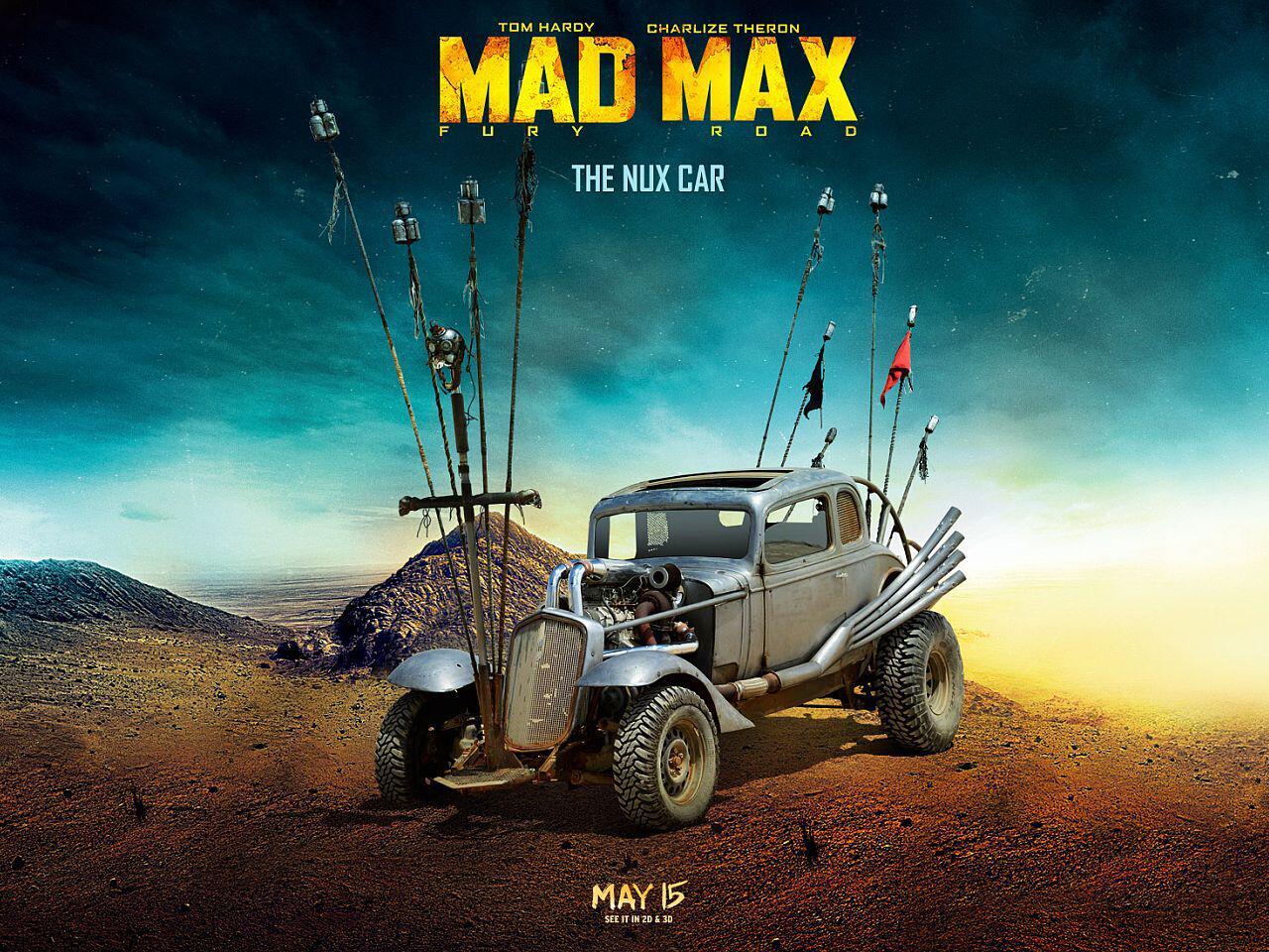 Bild zu The Nux Car