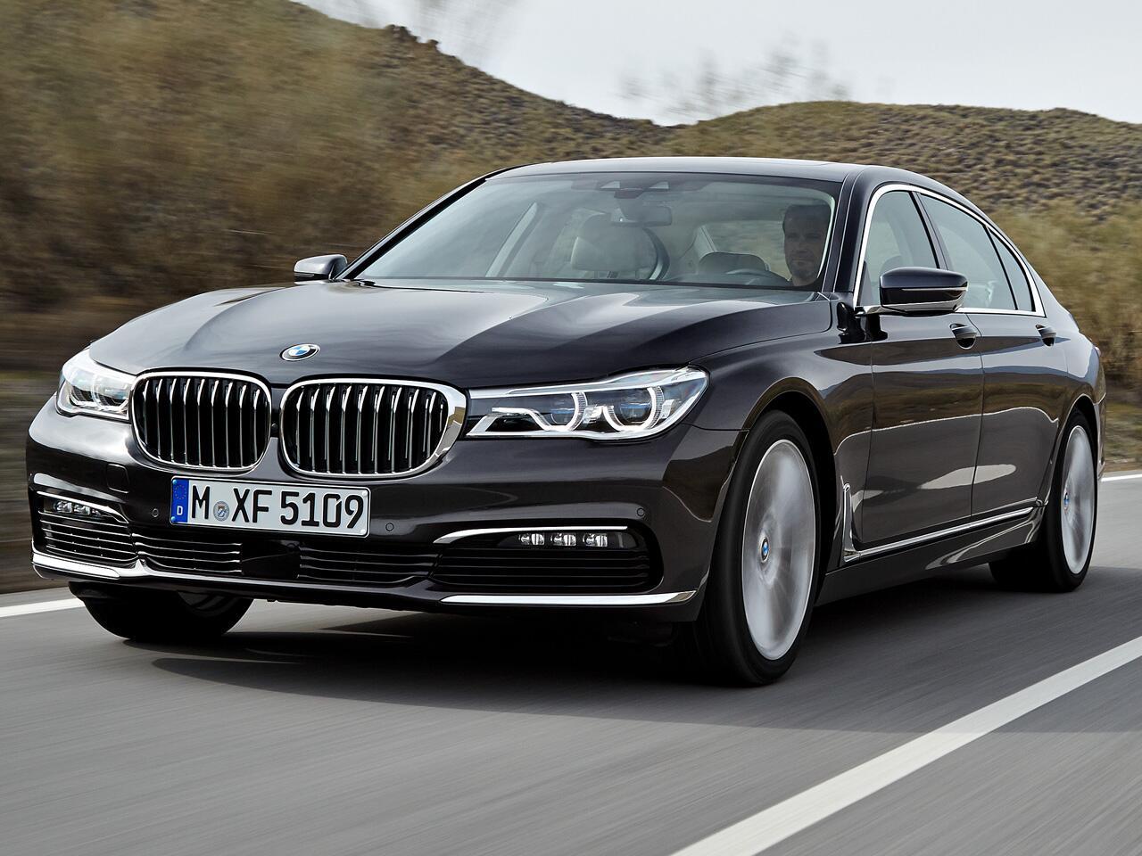 Bild zu BMW 7er