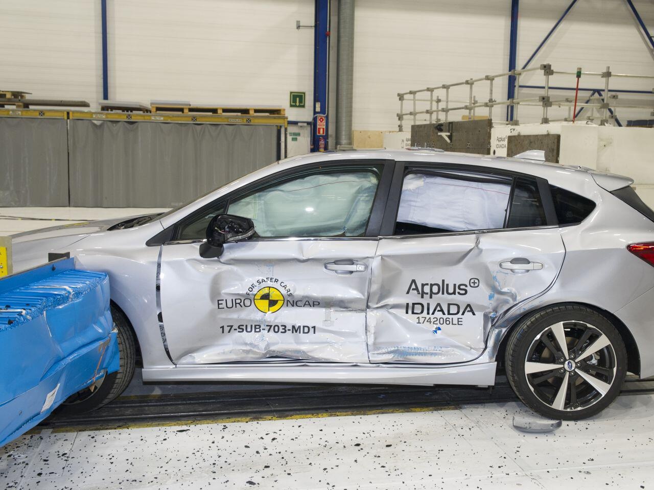 Bild zu Sieger Kompaktklasse: Subaru Impreza