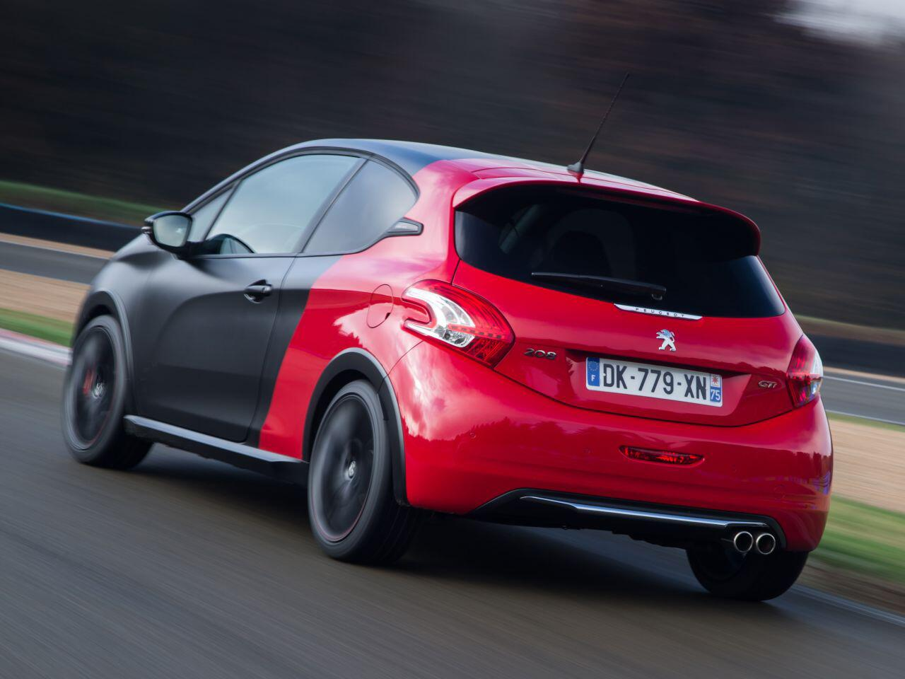 Bild zu Top: Peugeot