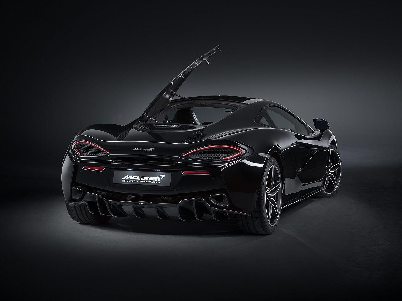 Bild zu McLaren 570GT MSO Black Collection