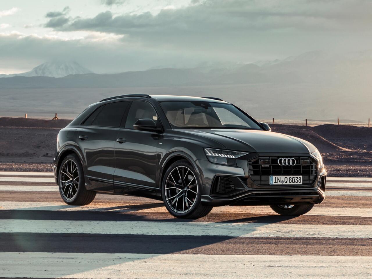Bild zu Audi RS Q8