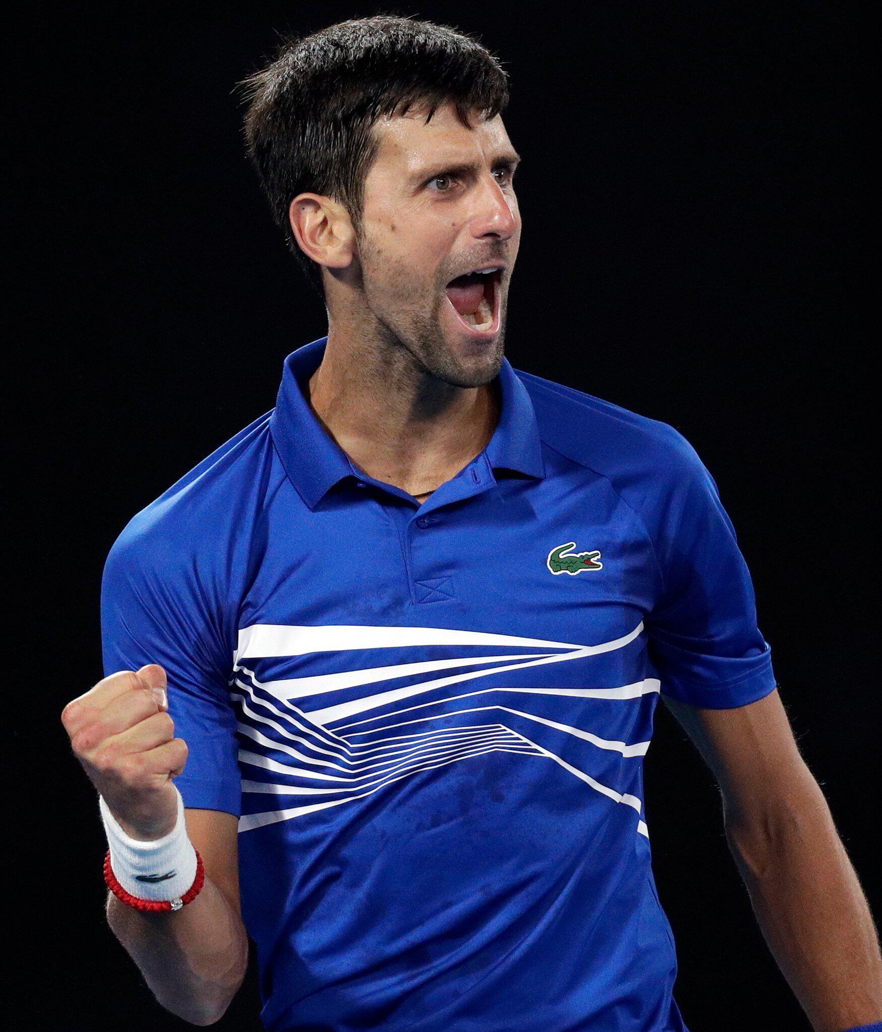 Bild zu Novak Djokovic, Australian Open