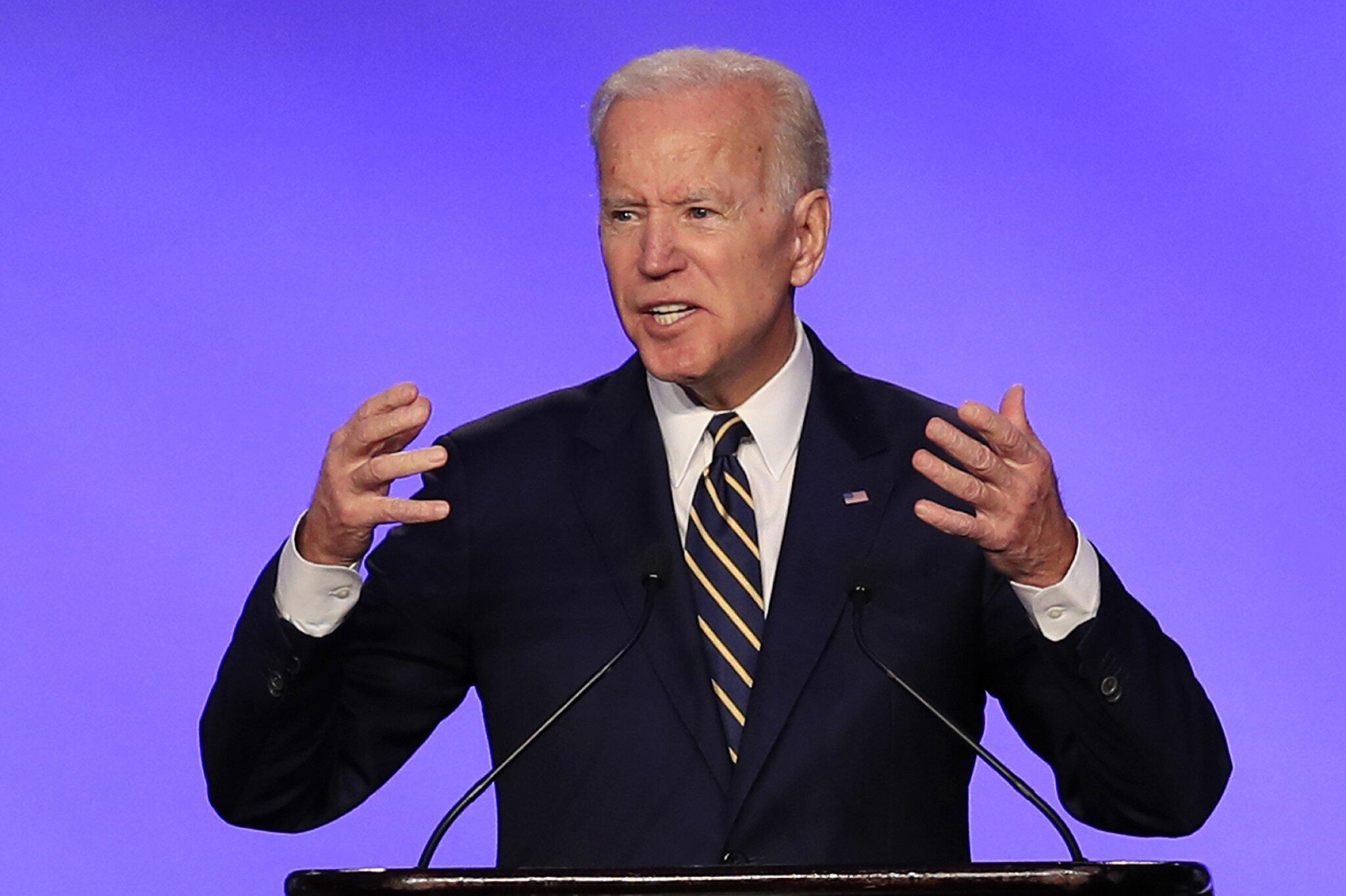 Joe Biden kandidiert 2020: Donald Trump warnt vor schmutzigem Wahlkampf