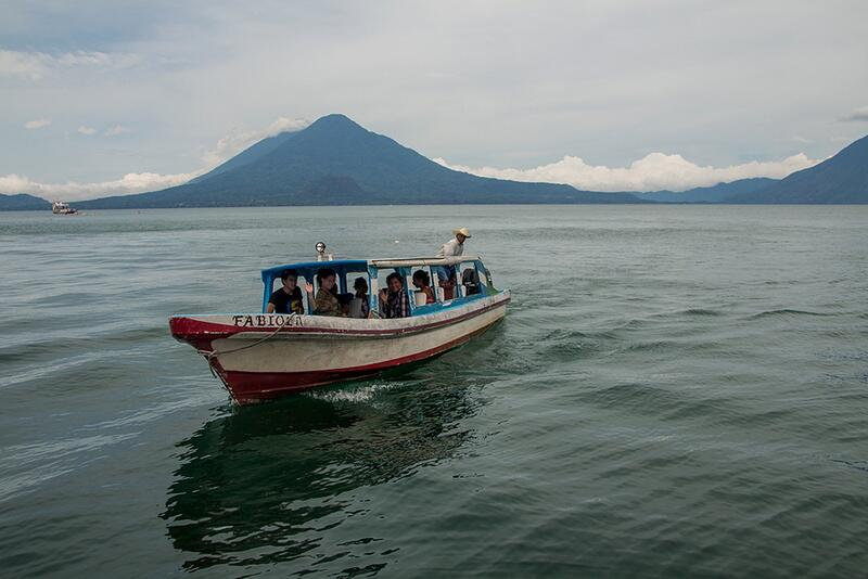 Bild zu Bootsfahrt