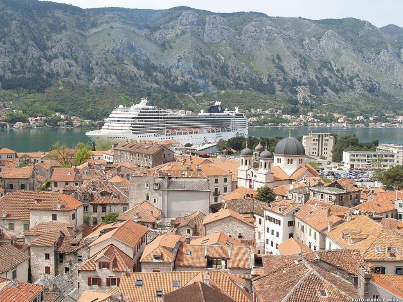 Bild zu Kotor in Montenegro