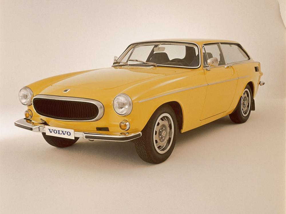 Bild zu Volvo 1800 ES