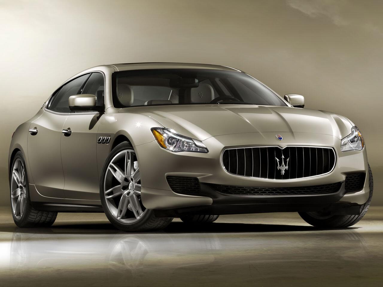 Bild zu Maserati Quattroporte